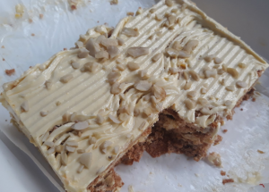 Betty's Sansrival: Everything a Sansrival Should Be